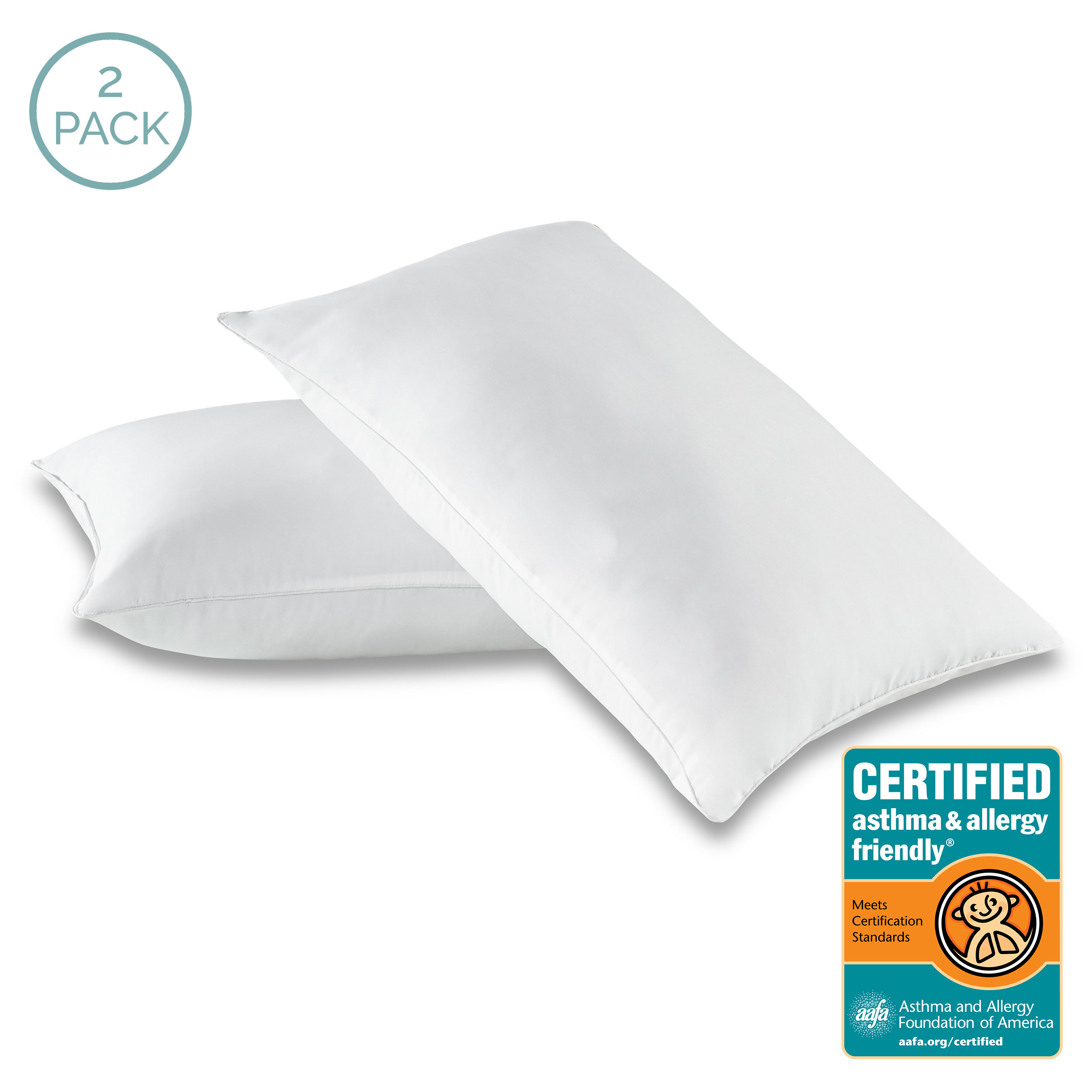 Nautica 174 Certified Asthma Amp Allergy Friendly 174 Pillow 2