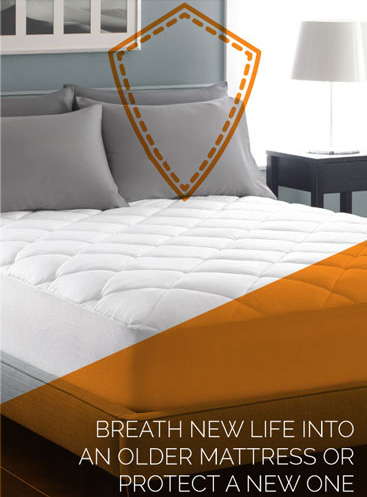 Breath New Life Into An Older Mattress or Protect a New One