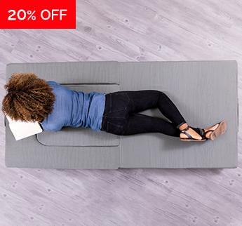 I AM A Lounging Mattress - Save 20%