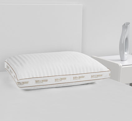 Sleep for Success!® By Dr. Maas™ Side Sleeper Pillows - Go There Now