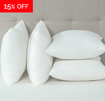 Beautyrest® Feather Euro Pillow 4 Pack - Save 15%