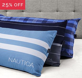 Nautica® Body Pillow - Save 25%