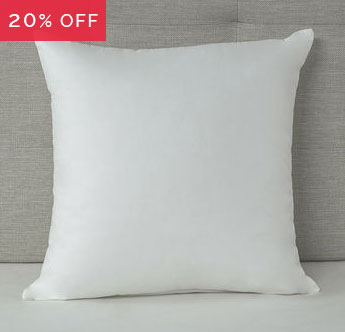 Beautyrest® Feather Euro Pillow 4 Pack - Save 20%