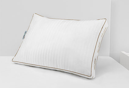 Sleep for Success!® by Dr. Maas™ Natural Tencel® and Cotton Hybrid Stacker Pillow - Go There Now
