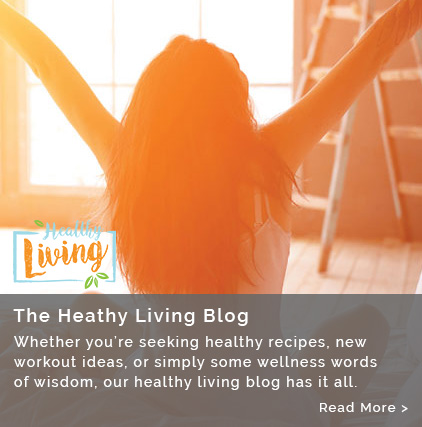 Healthy Living Blog Posts