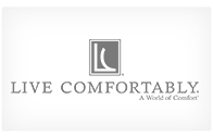 Live Comfortably Pillows, Comforters, Mattress Pads and More - Shop Now