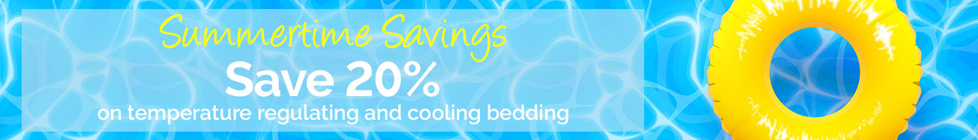 Summertime Savings - 20% Off All Cooling Products