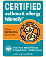 asthma & allergy friendly® Certification Program - LiveComfortably