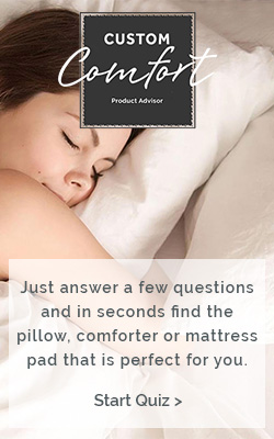 Custom Comfort Product Quiz
