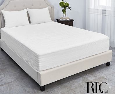 Red Land Cotton Mattress Pad - Shop Now