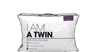 I AM A TWIN PACK