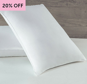 BreatheWell™ Certified Asthma & Allergy Friendly® Pillow 2 Pack - Save 20%