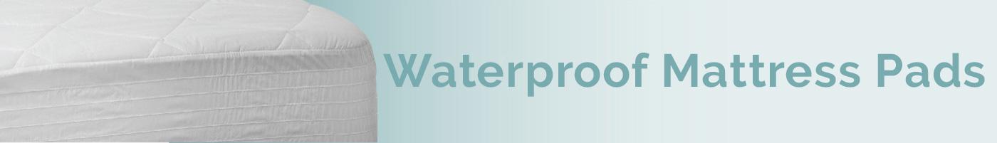 Waterproof Mattress Pads Category