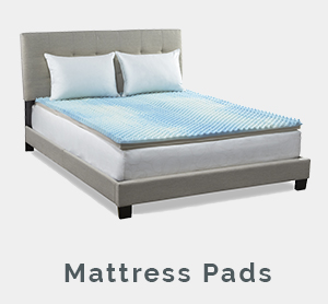Mattress Pads and Toppers Categories - Shop Now
