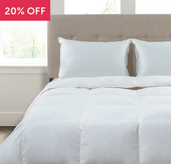 Beautyrest® Arctic Fresh® Down Comforter - Save 20%