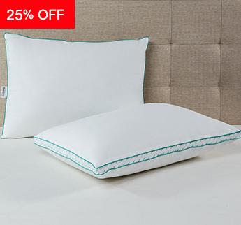 Beautyrest® Never Flat® Firm Pillow 2 Pack - Save 25%
