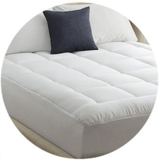 Great Sleep HYDROCOOL Mattress Pad - See Product